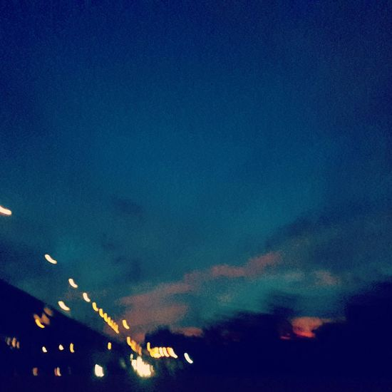 The horizon Night First Eyeem Photo