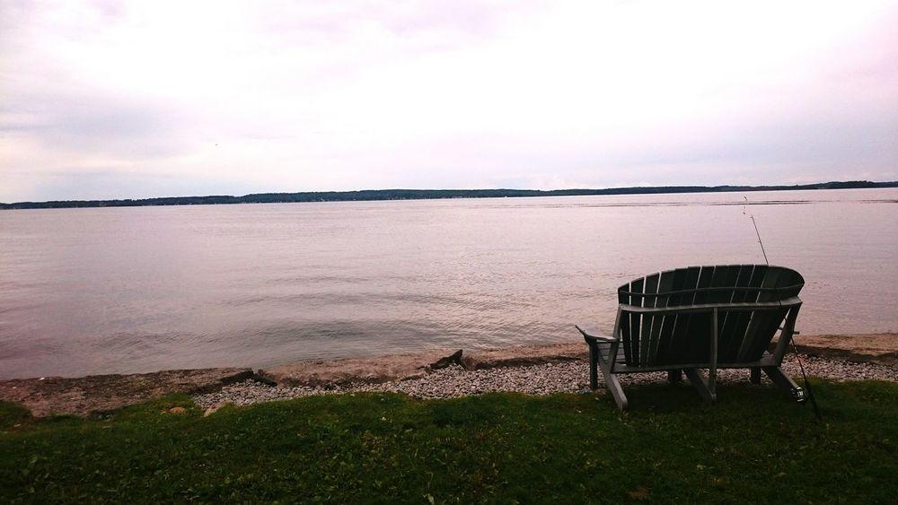 Fishing Relaxing Benches Lake Pure Bliss Gorgeous Calming Weekend Getaway Water Scenery Shots