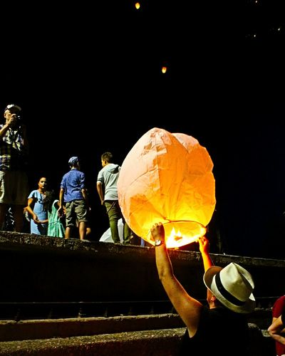 43 Golden Moments Thehappynow From My Point Of View Hometown Sky Lantern Summer Nights