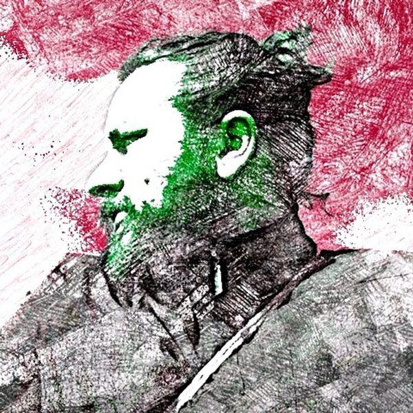 Color Portrait That's Me