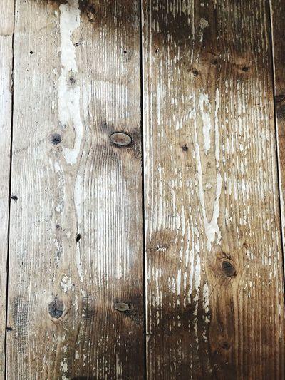 Old woodfloor