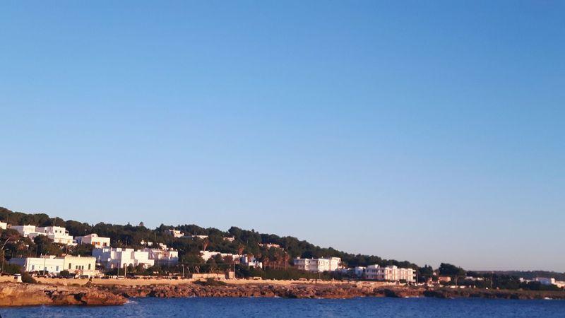 Mare Salento Lamiaterra Meraviglioso Città Di Mare Cielos Y Mares Cielo Azul Felicidad Gallipoli