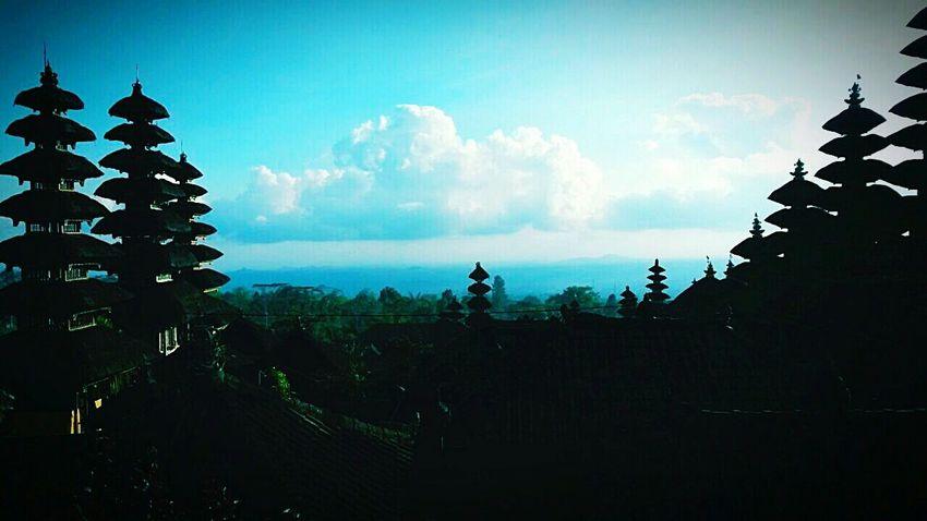 Besakih Temple Besakih Bali Bali, Indonesia Wonderful View Wonderful Indonesia Earthporn Holidays ☀ EyeEm Indonesia Bali INDONESIA