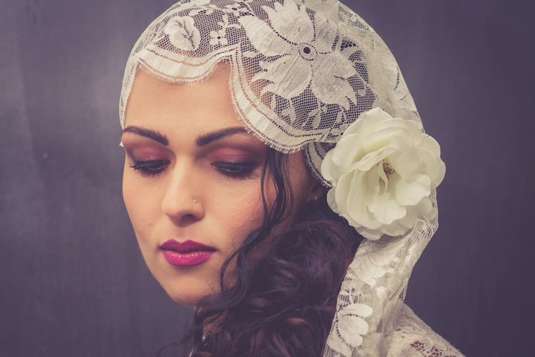Vintage Vintage Style Retro Styled Retro Retro Style Portrait Photography Portrait Of A Woman Portrait Beauty Eyemphotography EyeEm Best Shots Eyemportrait Sardegna Italy Gipsy Gipsystyle GipsyGirl Gipsy Woman Ceremonial Make-up Stage Make-up