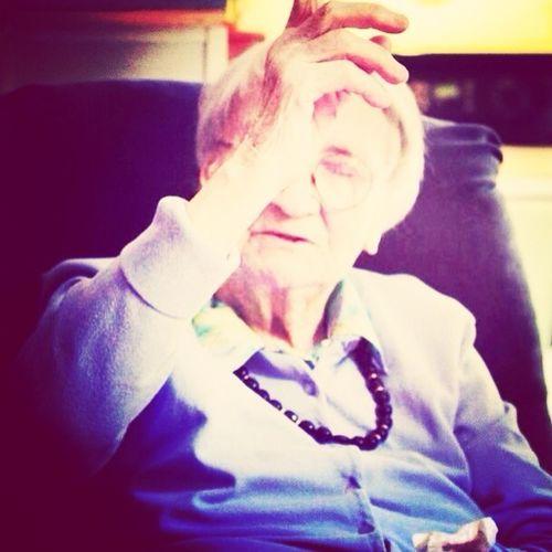 Praying Grandma Christian Rest In Peace