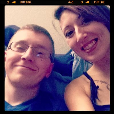 Ma brother and I ^_^