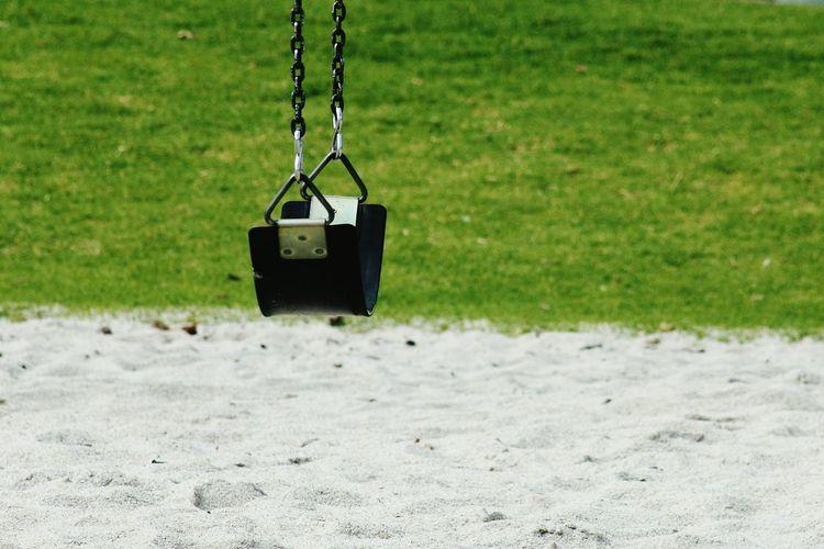 Lone swing Empty Swing