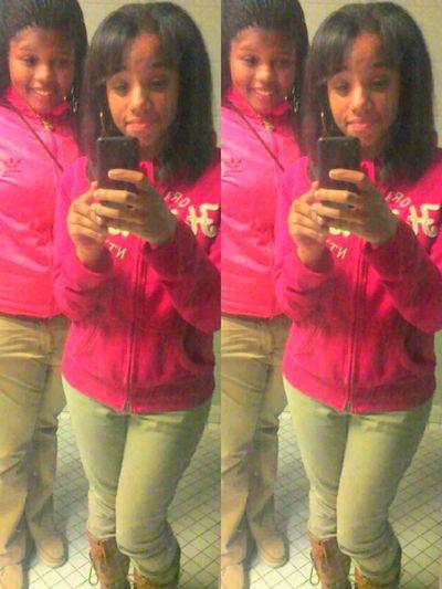 Tamia & I (: