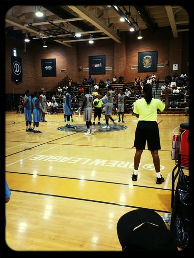 Drew League Tip Off Los ÁngelesBasketball Some of the sickest basketball I've ever witnessed took place inside of this gym.