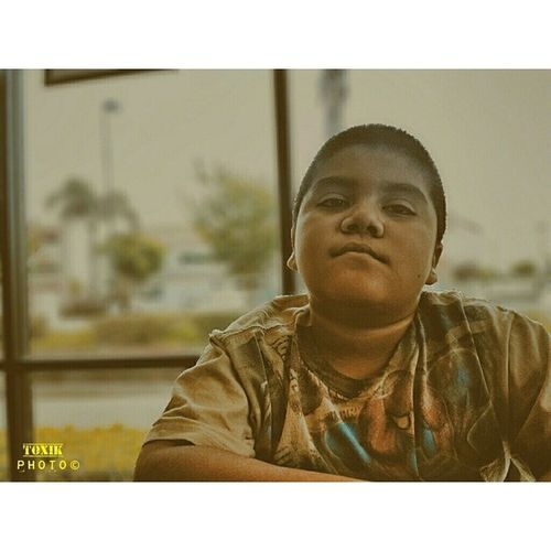 ToxikPhoto Digitalphotography Romeo Picorivera California WhittierBlvd Kid