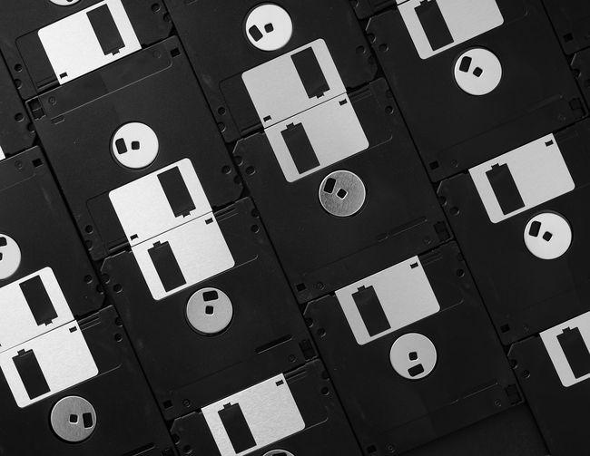 Multiple floppy