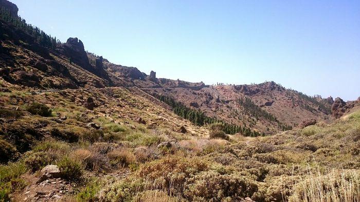 El Teide National Parc Tenerife España