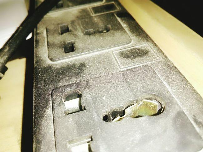 Dusty plug