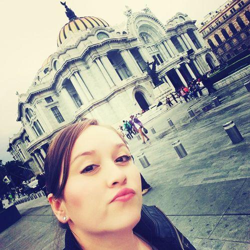 Palacio De Bellas Artes  TardeFria Mexico City DF 😉😋 Cdmx Selfie Eyem Eyemphotography 😊📷