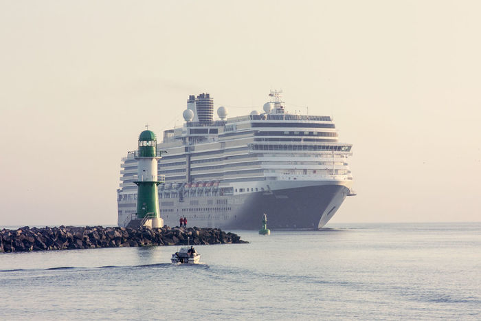Building Exterior Cruise Ship Early Bird Early In The Morning Mode Of Transport Nautical Vessel Outdoors Ship Travel