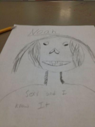 My best friend Noah
