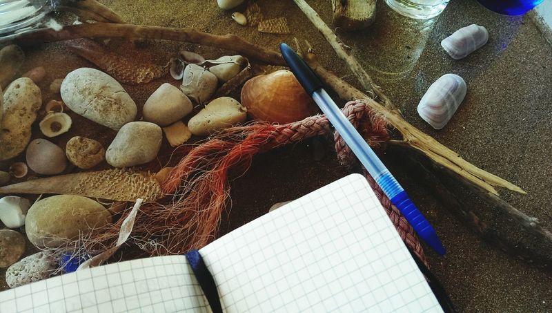Summer Writing Silvia In Corfù