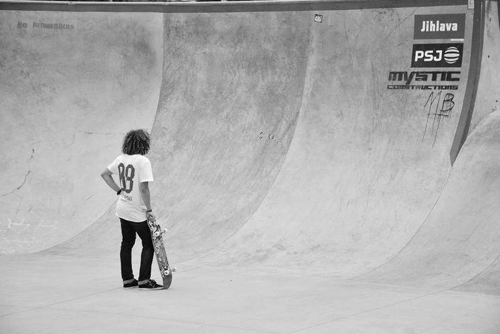 Adventure Club Skateboarding Pool Jihlava Czech Republic