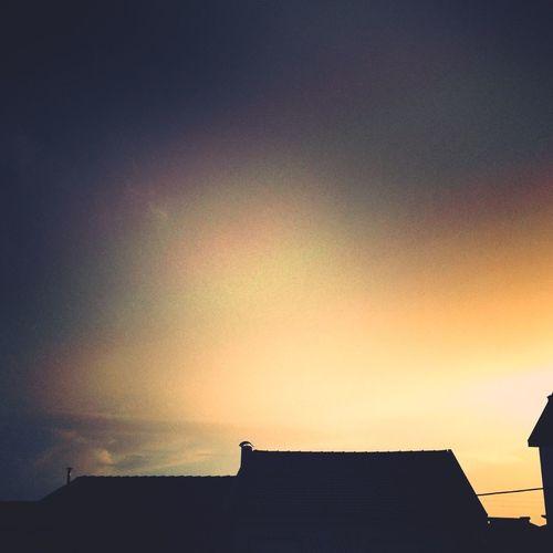 Awkward Sky