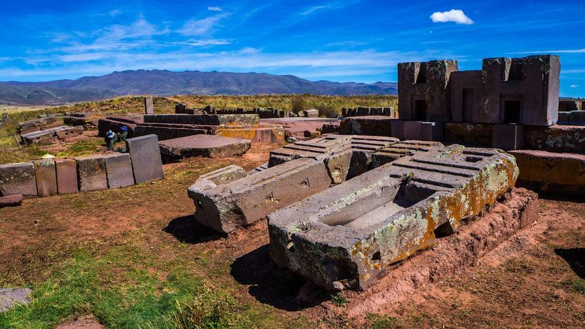 The Week on EyeEm Tiahuanaco Tiwanaku Abandoned Ancient Ancient Aliens Ancient Architecture Ancient Civilization Ancient Ruins Architecture Day History Landscape Mountain Nature No People Old Ruin Outdoors Sky Tiwan