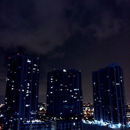 Goodnight ... Miami Ilovemiami Brickell Goodnight Geokalo