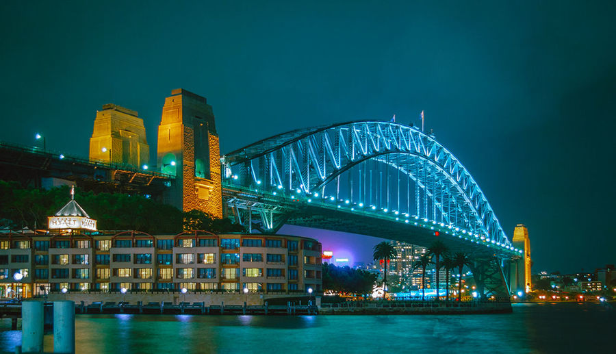 Australia Sydney Harbour Bridge