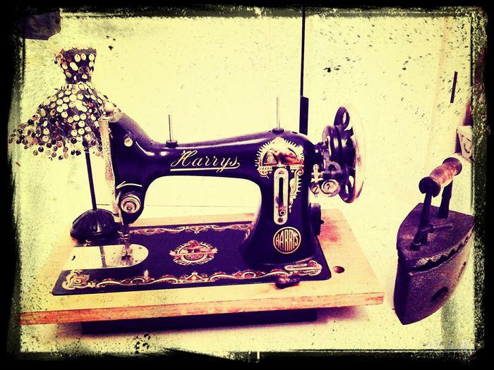 Sewing Machine Beautiful Harrys ♥