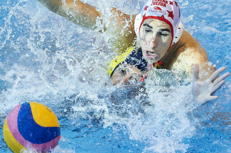 Crvena Zvezda-Diapolo Szeged Champions League Fina Hungary Len Serbia Sport Sport Photography Sports Waterpolo Waterpolo Men Euro Cup 2016
