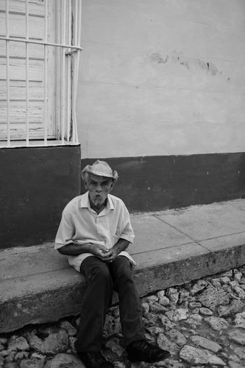 Aged Casual Clothing Day Grandpa Leisure Activity Lifestyles Outdoors The Photojournalist - 2016 EyeEm Awards The Portraitist - 2016 EyeEm Awards The Street Photographer - 2016 EyeEm Awards