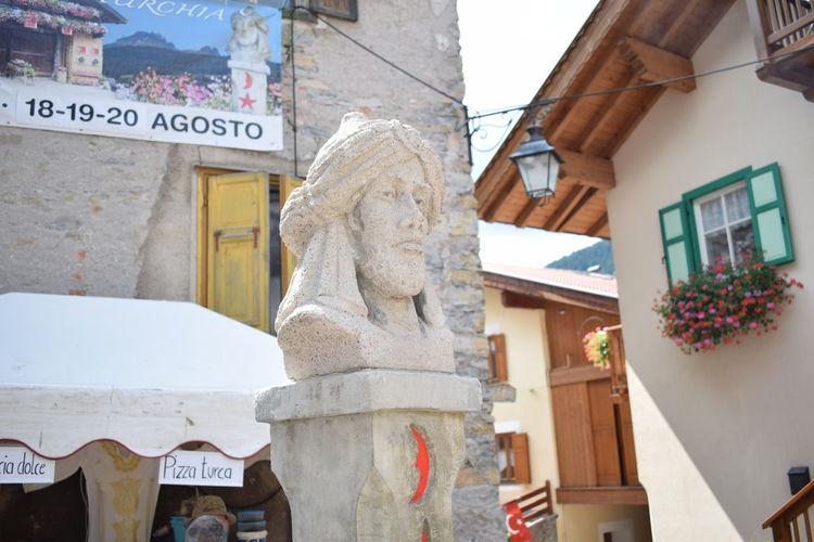 Architecture Day Travel Destinations No People Built Structure Outdoors Sculpture Statue Building Exterior City Sky