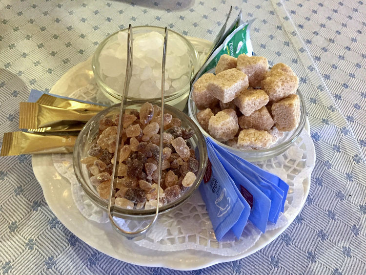 Brown Sugar Close-up Day Food Food And Drink Freshness Healthy Eating Indoors  Indulgence Kandiszucker No People Plate Ready-to-eat Sugar Tablecloth