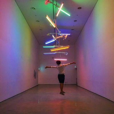 돌고 돌아 🔁 너와 나 이곳은 Valhalla 🎶 Spinning around 🔁 Museumseries MMCA Shot @by.becky