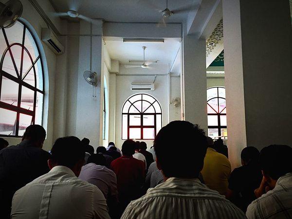 Hello World Mosqueinmalaysia Karyarepublic Commercial Photography Region Islamicculture Malaysia Truly Asia