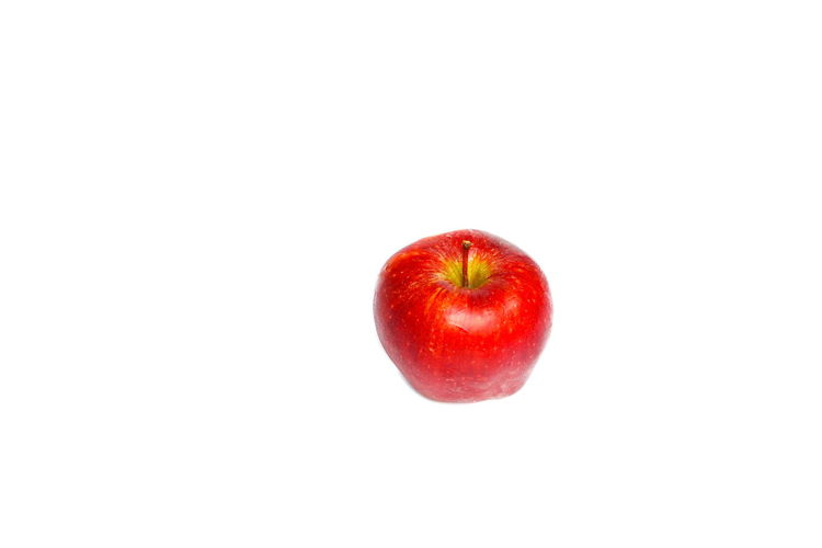 apple red and