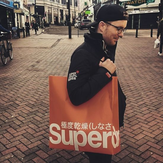 Shopping Superdry Portrait Street Fashion Street Photography Fashion EyeEm Best Shots Walk This Way Walking Around British