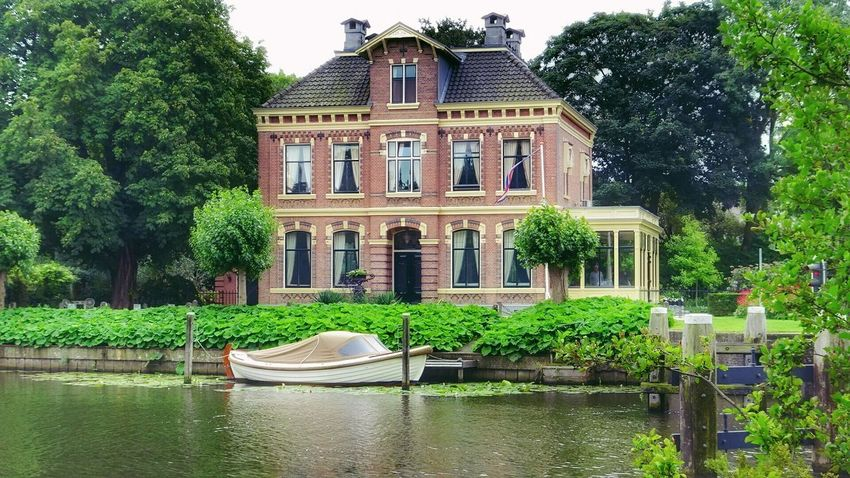 Check This Out Taking Photos Historical Building Beautiful Villa River Vecht Waterbrilliance