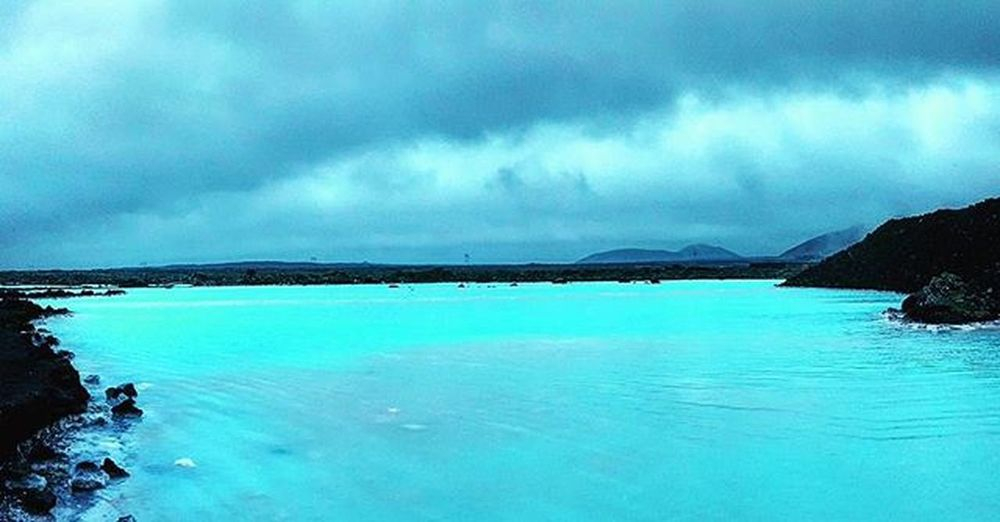 Got to go Swimming in this Beautiful place today, my skin feels softer already! :)Whyiceland Wheniniceland Thatadventurelife AdventureThatIsLife Ig_iceland