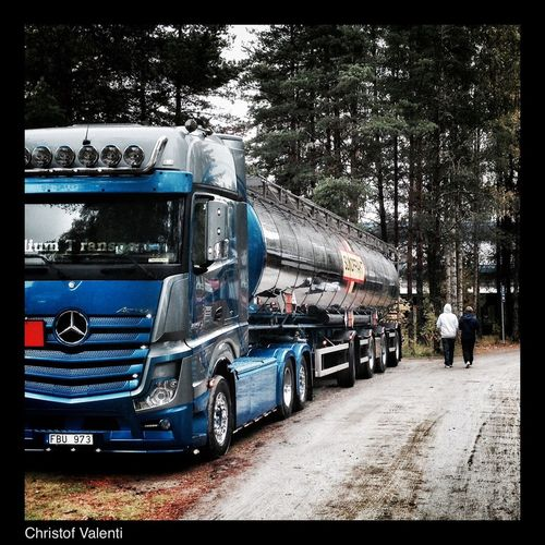 Mercedes Sweden North Trucking Hdr_Collection HDR Collection Work Streamzoofamily Truck On The Road Home Sweet Home