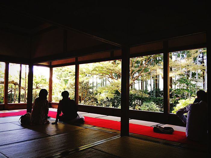 宝泉院1 Relaxing 京都Japan