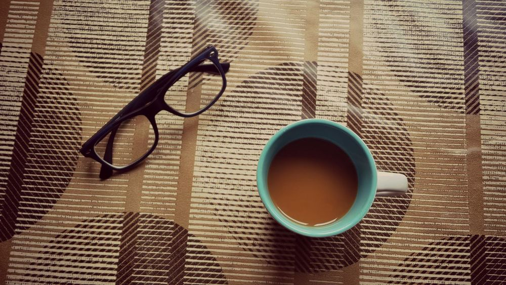 Drink Refreshment Food And Drink Coffee Cup Freshness Coffee - Drink High Angle View Indoors  Beverage Modern No People Amazing Beautiful First Eyeem Photo Brown Color Focus Sunshine Sunlight Shadow Shadows Morning Morning Coffee Colour Of Life Colorful Colors