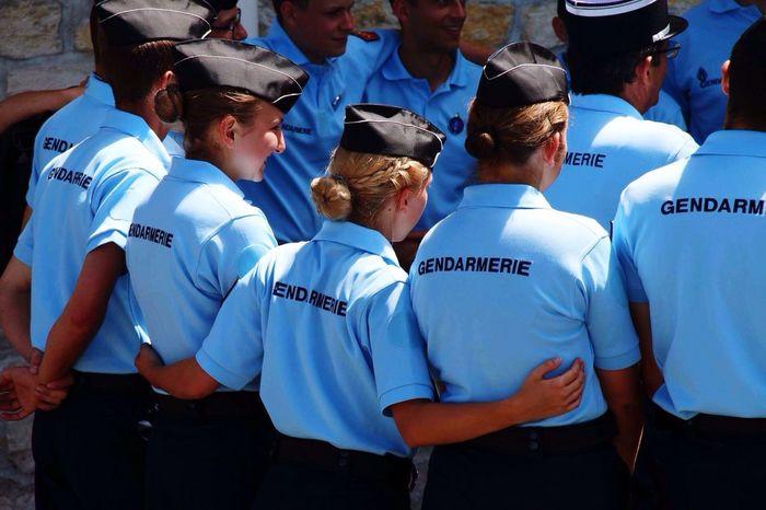 Gendarmerie Nationale Gendarmerie Reserve Valeurs Fierté Honneur 👮🏼