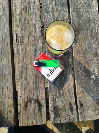 Coffee And Cigarettes Light And Shadow Compositions Woodwork