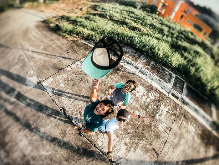 wonderful life Neverstopexploring  Wanderlust Adventure Happy Love Livelife Woman Smile Beautiful Friends Full Length Shadow High Angle View Skill