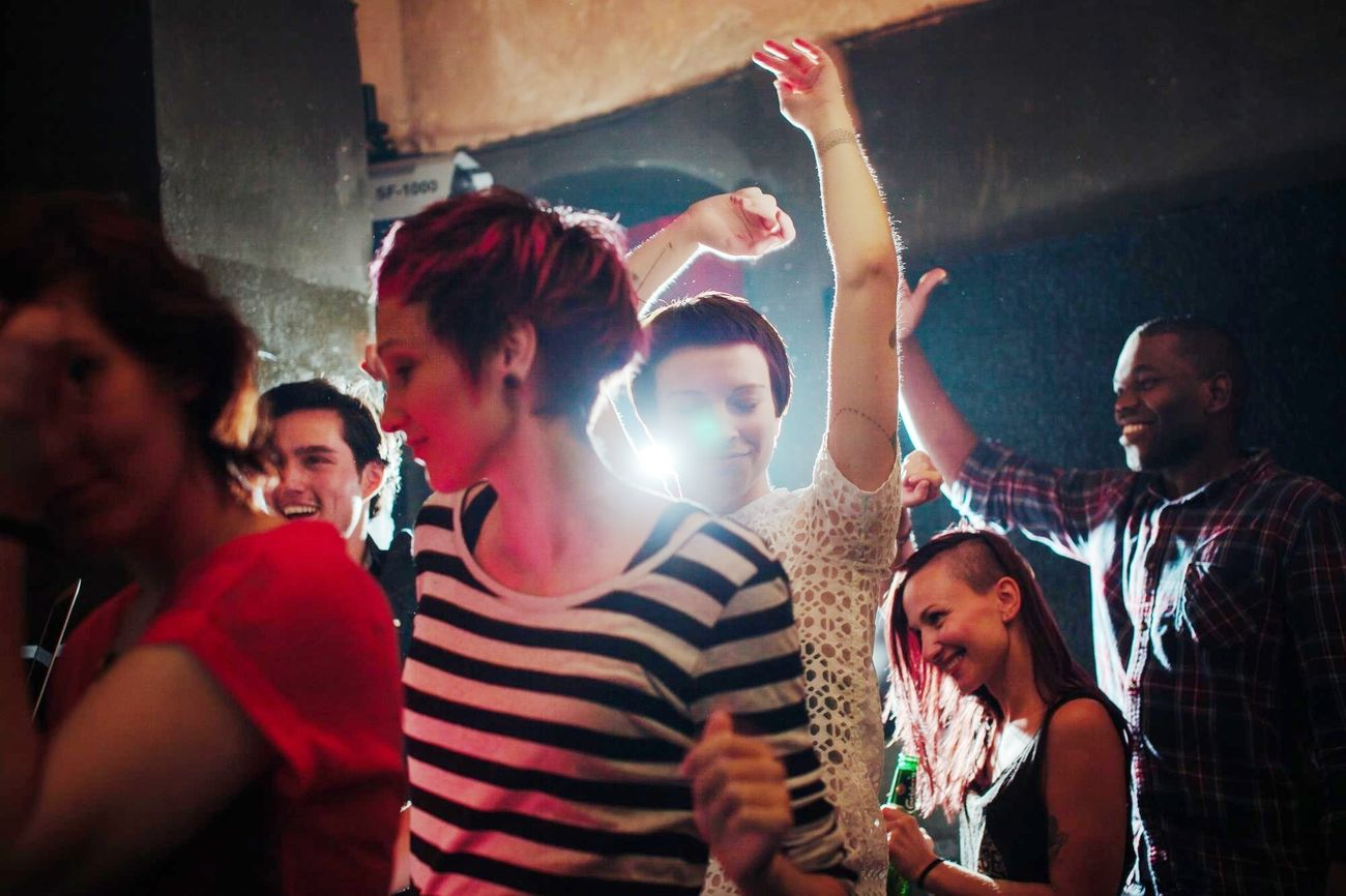 Party in Berlin