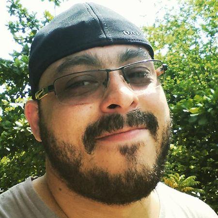Como sofri com esse calor, meu Deus. Selfie Bearded Sun Oakley Carlzeisslens Drivesafe MerryChristmas
