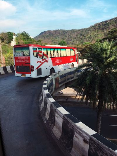 Siamcitycement Bus Finishwork Ontheway