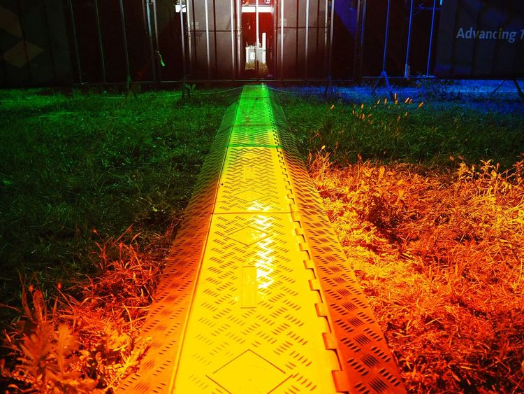 Yellow Illuminated Night Grass Outdoors Green Light Yellow Light Minimalism Minimalist Multi Colored The Week On EyeEm Arts Culture And Entertainment Stage - Performance Space Performing Stage Outdoors Concert Festival Concert Laser Lights  Middle Line Little Door  EyeEmNewHere Paint The Town Yellow Paint The Town Yellow Perspectives On Nature Be. Ready.