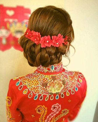 Chinese Weeding Cheongsam Culture And Tradition