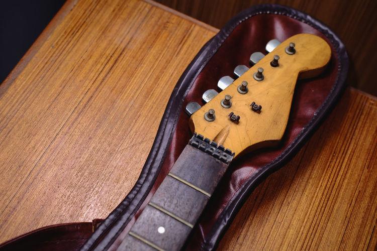 My guitar Wood