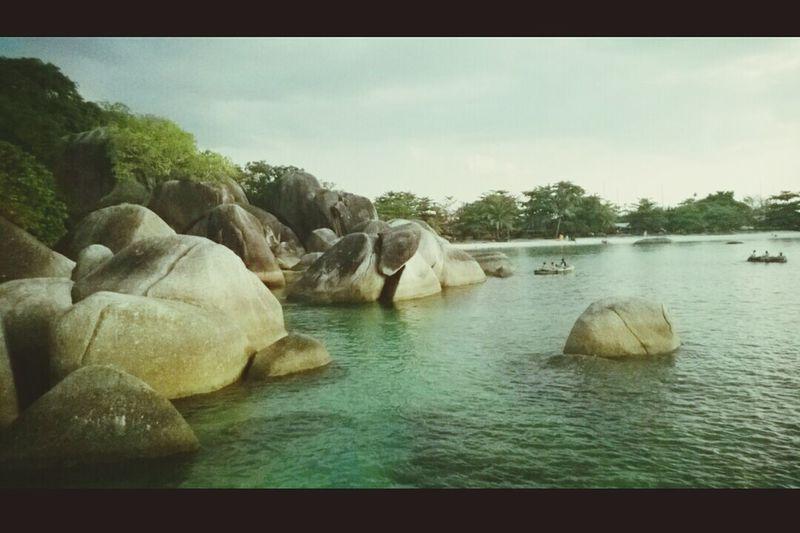 Pantai Tanjung Tinggi, Belitung First Eyeem Photo